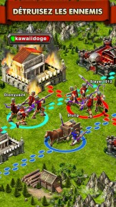 GAME OF WAR SCREEN