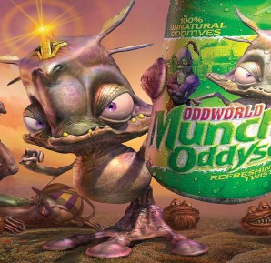 Oddworld- Munch's Oddysee mobile